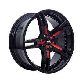 Paket Velg + Ban 205 45 R17 Buat Mobil Etios Vios Limo Mazda2 DLL