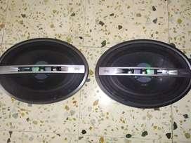 Sony xplod car spekar new
