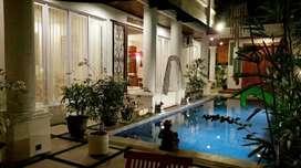 Murah Dijual Villa View Sawah & Pantai Lokasi saba gianyar Bali