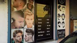 Men's saloon for sale at mogappair west