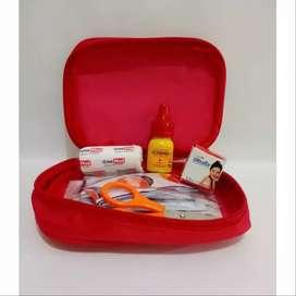 GROSIR First Aid Kit Bag Pouch Travel