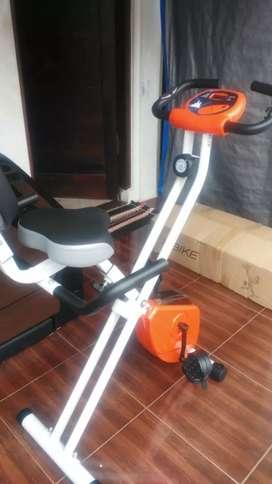 Fitness bike excider sandaran TL 930 bisa Lipat
