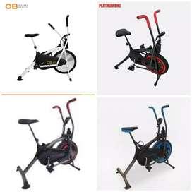 sepeda statis fitnes magnetik Z-633 // treadmill manual orbitrack