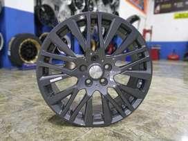 promo velg mobil merk hsr wheel  type->AKITA HSR R18X75 H5X114,3