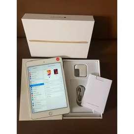 Murah iPad mini 4 WiFi+Cell lkp mulus normal