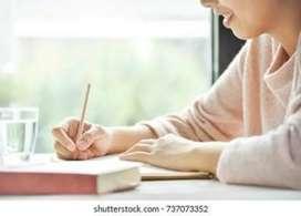 Ghar baithe kaam writing work part
