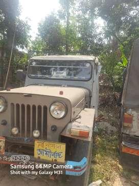 Comander jeep 2 nos