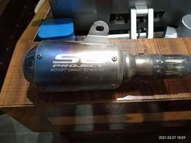 Sc project exhaust silencer