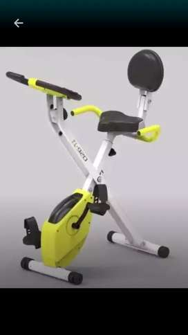 New bubutan x.bike sandaran bisa dilipat