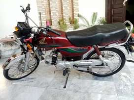 Bike 10/10 condition, no minor accident,only use sometimes in a month,
