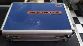 Health Code Analizer (teknik analisis pengukuran kondisi tubuh)