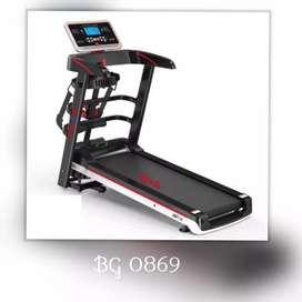 Treadmill Elektrik Kyoto Tek. Jepang // Oswald DR 18C60