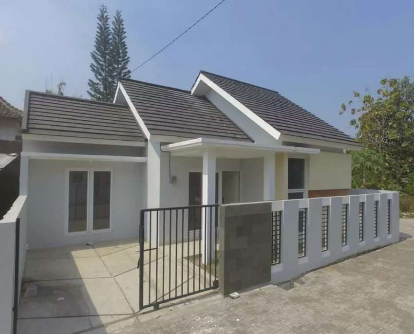 Jual rumah baru  perumahan di Gonjen tamantirto Kasihan Bantul UMY UPY 0
