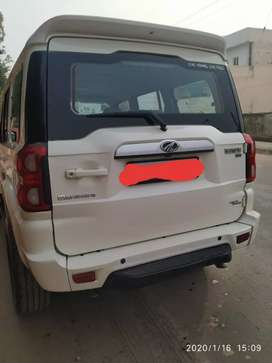 Mahindra scorpio New Model