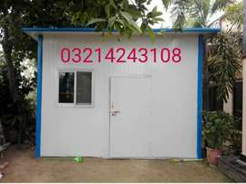 Office containers , Porta cabin,Security guard Cabin,Toilet ,washroom
