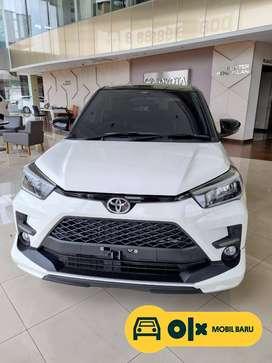 [Mobil Baru] TOYOTA RAIZE GR  TERBARU UNIT READY STOCK !!