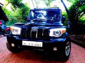 Mahindra Bolero SLE BS IV, 2007, Diesel