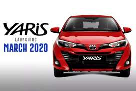 Get Toyota yaris 2020 on easy installment low markup from MGi.pvt.lTD