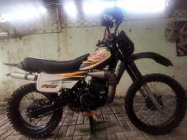 Suzuki Trail TS 2005. Kota Bandung