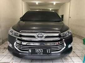 Toyota Innova Reborn Tipe V 2.4 Diesel Matic 2017 Mulus Istimewa