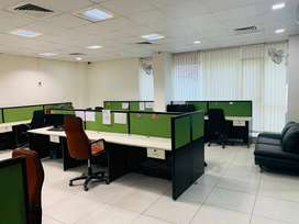 LUCKNOW  800 to 3500sqft. fully furnished Offcie Space On LEASE/RENT