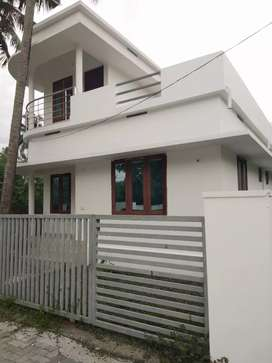 2 bhk 750 sqft new build house at kongorpally near panayikulam