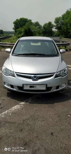 Honda Civic top modal
