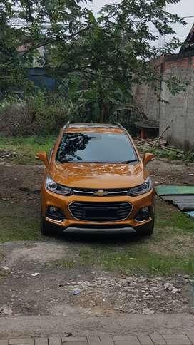 Over Kredit Chevrolet Trax LTZ Tahun 2017