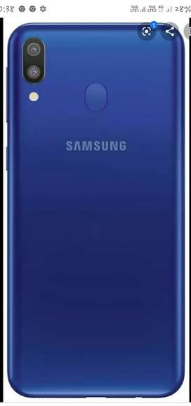 Samsung m20 3-32 GB urgent sale