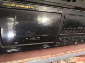 Vintage Marantz stereo double deck cassette sd535