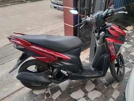 Yamaha mio gt 125 thn 2016