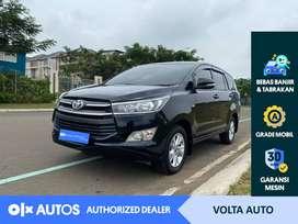 [OLXAutos] Toyota Innova G 2.0 Bensin 2018 Hitam A/T #Volta Auto