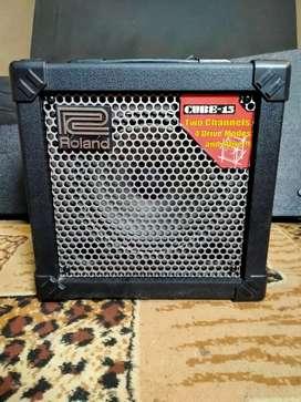 Amplifier Roland Cube 15