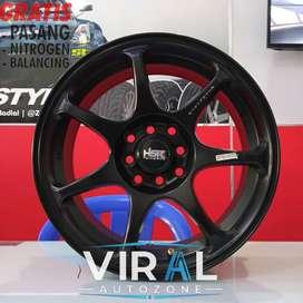 Velg Racing Ring 16 Lubang 4 Sangat Cocok Untuk Mobil Kijang Yaris Jaz