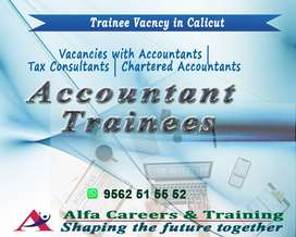 ACCOUNTANT TRAINEES IN CALICUT