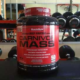MM Carnivor Mass 6 lb lbs MuscleMeds