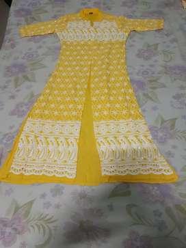 Unused dresses