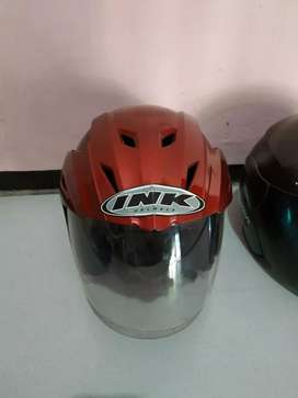 Helm second pribadi