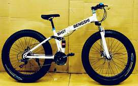 Bengshi for fat tyre Foldable Cycle