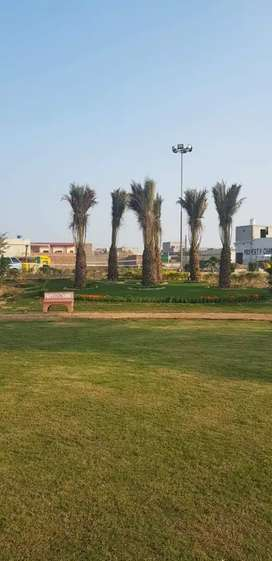 Safari Palm Village / City Phase 3 120 Ghz ka Corner ,Main 60ft road