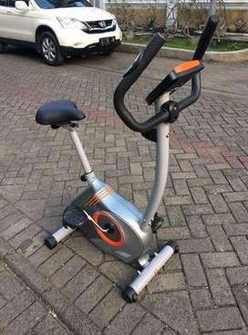 equipment sepeda statis fit class/magnetic bike