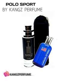 Parfum Polo sport  / Parfum pria awet dan tahan lama