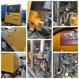 Perkins 60 kVa Yellow