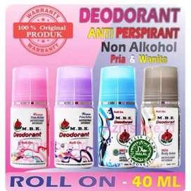 Deodorant roll on MBK