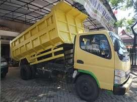 Dump truk Mitsubishi canter HD125PS, 2014pemakaian 2015, Km68rb,plat N