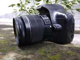Kamera Canon EOS 1100D yang minat silakan hasil foto bagus