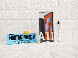 Samsung A11 3/32 New - Kredit mudah Harga murah
