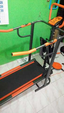 Grand fitnes Treadmill manual 5 Fungsi SF-8002 AG