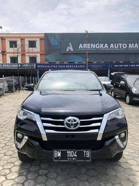Fortuner 2.4 G 4x4 Automatic 2016