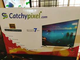 """Smart TV 40"""" and Jio wifi hotspot with free only 16500"""